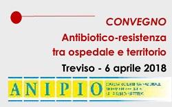 """Convegno """"Antibiotico-resistenza tra ospedale e territorio"""""""
