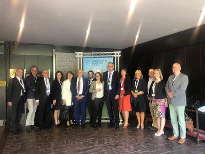 ANIPIO con i colleghi EUNETIPS a Torino